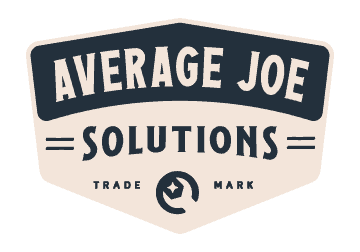 Average Joe's Logo